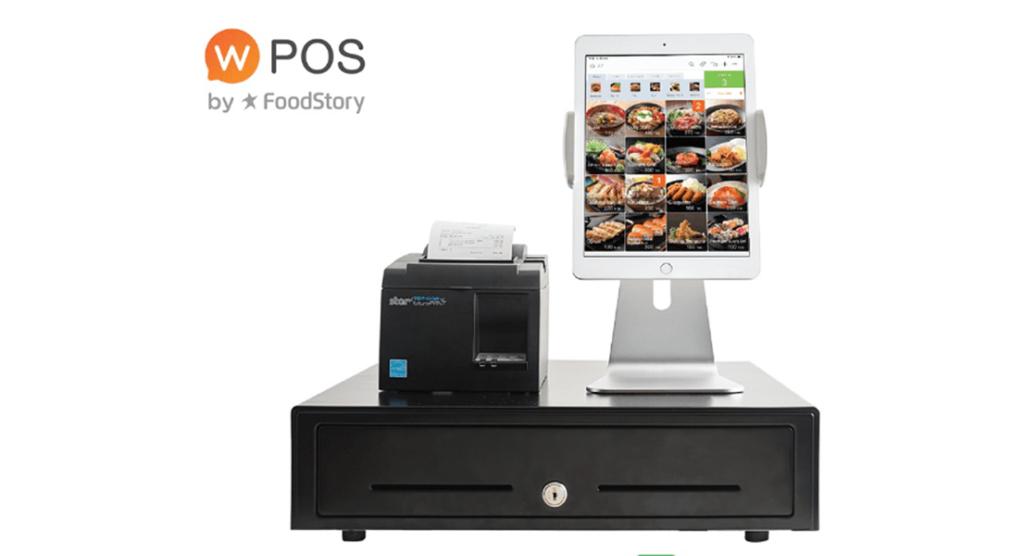 W POS by FoodStory Starmicronics
