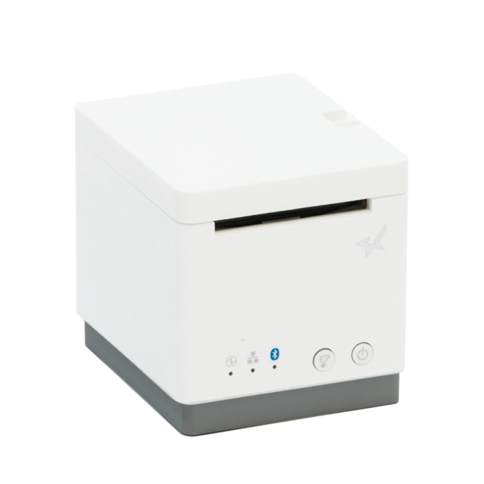 New mc-Print2 White Starmicronics