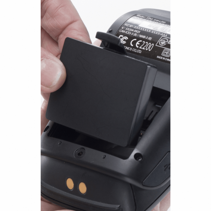 SML200_battery Starmicronics