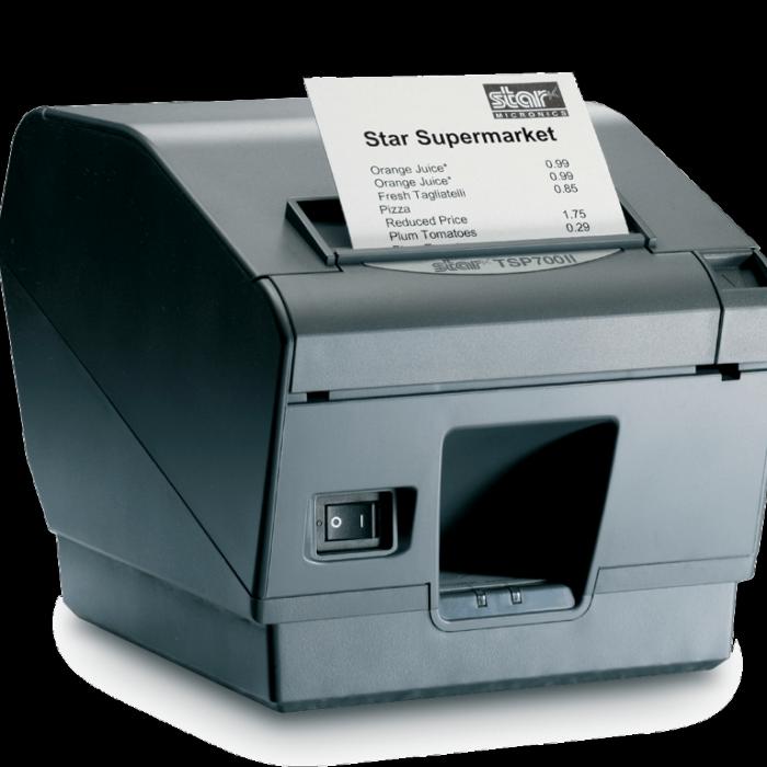 TSP700II-black Starmicronics